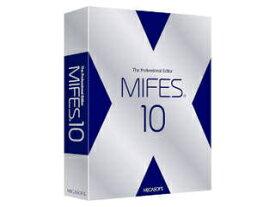 メガソフト 高機能テキストエディタ MIFES 10