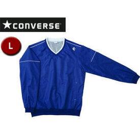 CONVERSE/コンバース CB162510S-2900 Vネックウォームアップジャケット 【L】 (ネイビー)