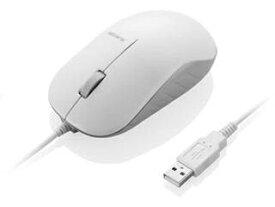 ELECOM/エレコム 法人向け高耐久マウス/USB光学式有線マウス/3ボタン/ホワイト M-K7URWH/RS