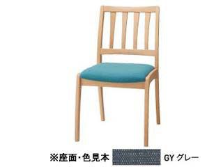 【SELECTBEECH】縦ラダーファブリック木部カラーナチュラル色(NS)KBC-1216NSGYグレー