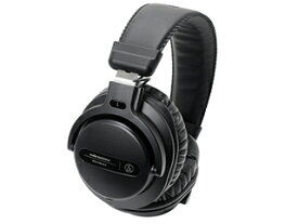audio-technica/オーディオテクニカ ATH-PRO5X BK(ブラック) 密閉型オーバーヘッド型オーバーヘッドホン DJモニター
