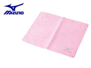 mizuno/ミズノ A67ZP852-84 ランニング セームタオル 【約210×170mm】 (ピンク)