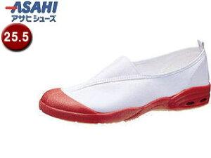 ASAHI/アサヒシューズ KD38572 アサヒドライスクール008EC【25.5cm・2E】 (レッド)