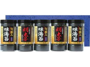 有明海産明太子風味&熊本有明海産旬摘み味海苔セット YO−25