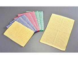 SATO/佐藤トレーディング チェック柄 オシボリ兼用テーブルクロス(4色×2)285×420