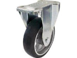 YUEI CASTER/ユーエイ 産業用キャスター固定車 150径アルミホイルゴム車輪 PMR-150AW