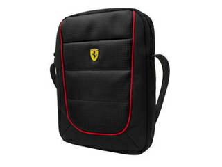 Ferrari公式ライセンス品10インチタブレット用バッグFESH10BK