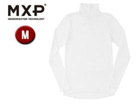 MXP/エムエックスピー MW15346-W タートルネック長袖シャツ レディース 【M】(ホワイト)