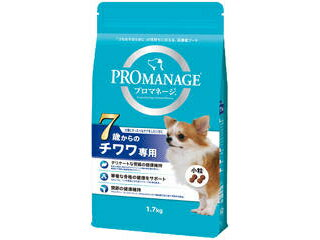 MARS/マースジャパンリミテッド プロマネージ 7歳からのチワワ専用 1.7kg