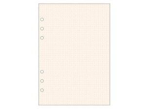 Raymay/レイメイ藤井 decona/デコナ システム手帳リフィル A5 ドット方眼ノート 4.0mm (タント紙) HAR486