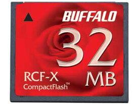 BUFFALO バッファロー コンパクトフラッシュ 32MB RCF-X32MY