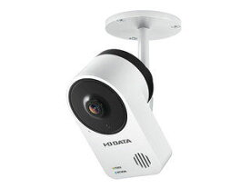 I・O DATA/アイ・オー・データ 防塵・防水規格IP65準拠屋外用Wi-Fi対応ネットワークカメラ Qwatch(クウォッチ) TS-NA220W