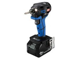 MAX/マックス 充電式インパクトドライバ(本体・電池セット)(ブルー) PJID151BB2/1850A