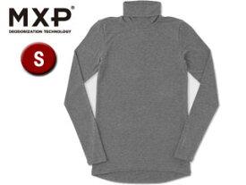MXP/エムエックスピー MW15346-CH タートルネック長袖シャツ レディース 【S】(チャコールグレー)