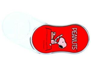 Vixen ビクセン 75132 ルーペ PEANUTS LEDポケット35 RED