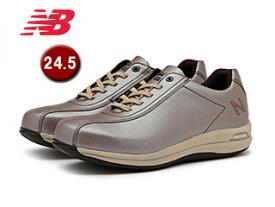 NewBalance/ニューバランス WW863-RS2-2E トラベルウォーキングシューズ ウィメンズ 【24.5】【2E(幅広)】(ローズシルバー)