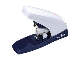 MAX/マックス ホッチキス Vaimo80 ホワイト HD−11UFL/W HD90497 (No.11−10mm針1箱付)
