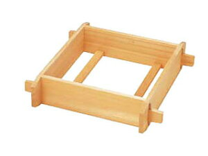 木製角セイロ 4寸 45cm