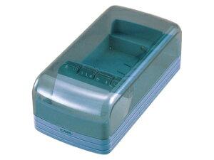 CARL/カール事務器 名刺整理箱 ブルー NO.860E-B