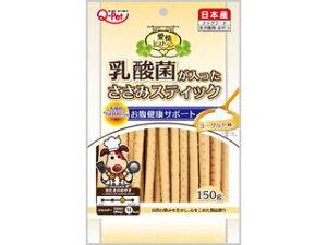 九州ペットフード 株式会社 愛情レストラン 乳酸菌が入ったささみスティック ヨーグルト味 150g