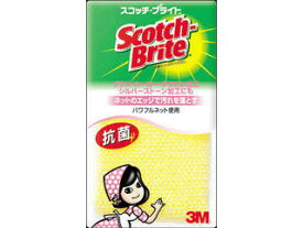 3M/スリーエム スコッチブライト抗菌ネットスポンジたわし NT−01K