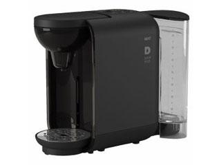 DP2Kコーヒーメーカー(ブラック)「ドリップポッド(DRIPPOD)」