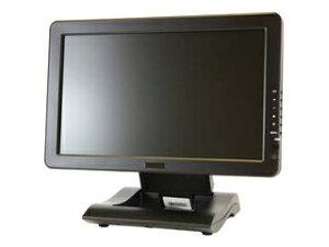 ADTECHNO エーディテクノ 【納期9月末以降】LCD1012T HDCP対応10.1型業務用タッチパネル液晶ディスプレイ ※キャンセル不可商品です