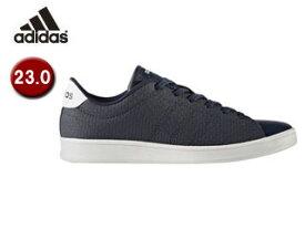 adidas/アディダス ■BB9612 adidas NEO VALCLEAN QT W レディース 【23.0】(カレッジネイビー×ランニングホワイト)