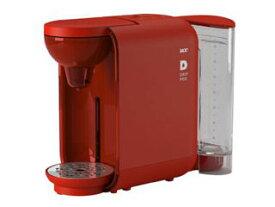 【在庫限り!ご購入はお早めに!】 UCC/ユーシーシー DP2R コーヒーメーカー(レッド) 「ドリップポッド(DRIP POD)」