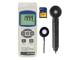 MotherTool/マザーツール YK-37UVSD SDカードデータロガデジタル紫外線強度計