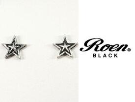 Roen BLACK/ロエンブラック ro-108 ROスター2018PE シルバー