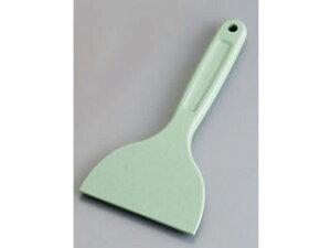 MPF カラーシリコンスクレイパー/MP−SS−H 小 短柄 緑