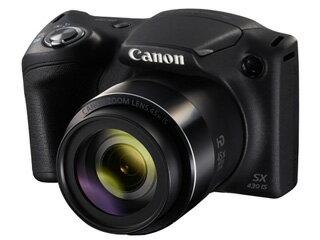 CANON/キヤノン PowerShot SX430 IS コンパクトデジタルカメラ PSSX430IS 1790C004