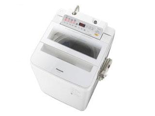 【標準配送設置無料!】 Panasonic/パナソニック 【まごころ配送】NA-FA80H6-W 全自動洗濯機 (ホワイト)【洗濯・脱水容量8kg】 【お届けまでの目安:12日間】