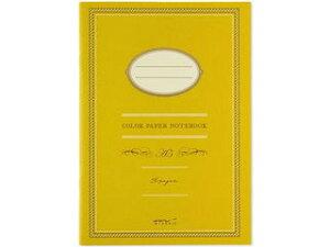 MIDORI/ミドリ ノート(A5) カラー 黄色 15146006