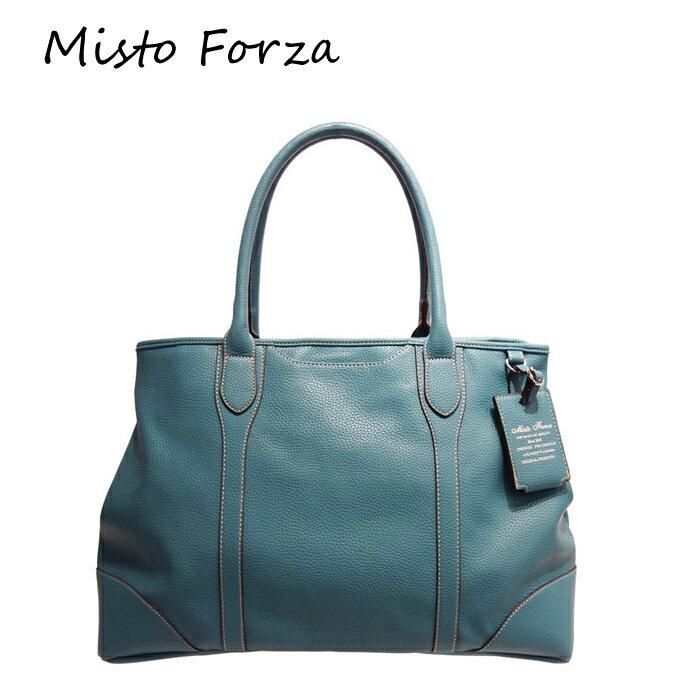 Misto Forza/ミストフォルツァ FMH33 合皮 トートバッグ (スカイ) ロワード メンズ カジュアル 大人 ビジネス