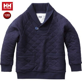 HELLY HANSEN/ヘリーハンセン 【在庫限り】HJ31650-HB QLT SHAWL COLLAR キッズ 【120】(ヘリーブルー)