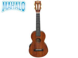 MAHALO/マハロ MJ2 VT / VNA コンサートサイズ ピックアップ付きウクレレ【mahalouk】