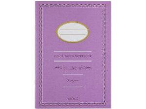 MIDORI/ミドリ ノート(A5) カラー 紫 15149006
