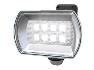musashi/ムサシ ★★★4.5Wワイド フリーアーム式LED乾電池センサーライト LED-150