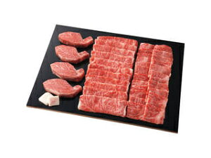 山形牛すき焼き&ステーキ&焼肉セット(1.65kg)
