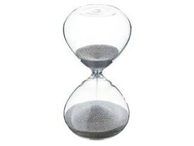 青芳 プレシャスサンドグラス シルバー 3min 019517