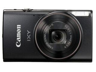 CANON/キヤノン IXY 650 BK(ブラック) 1077C001