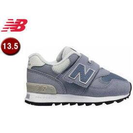 NewBalance/ニューバランス FS313SBI JUMP キッズ ジュニアシューズ 【13.5】 (STEEL BLUE)