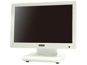 ADTECHNO エーディテクノ 【納期10月下旬以降】LCD1015TW(ホワイト) 10.1型高解度液晶搭載 業務用タッチパネル液晶ディスプレイ ※キャンセル不可商品です