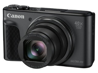 CANON/キヤノン PowerShot SX730 HS BK(ブラック) 1791C004