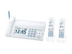 Panasonic/パナソニック KX-PZ720DW-W デジタルコードレス普通紙ファックス ホワイト 子機2台付き