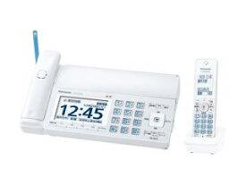 Panasonic/パナソニック KX-PZ720DL-W デジタルコードレス普通紙ファックス ホワイト 子機1台付き
