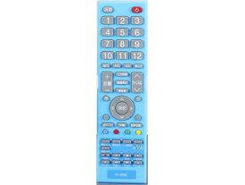 DOSHISHA/ドウシシャ RT-005BL(ブルー) 純正テレビリモコン