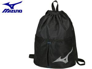 mizuno/ミズノ N3JD8002-09 プールバッグ ジュニア (ブラック)
